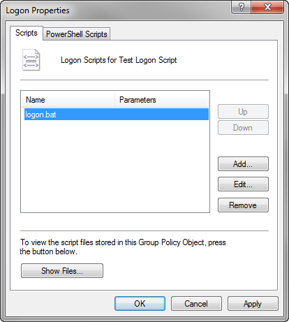 Article: Mapping Drives in Logon Scripts Is There a Better