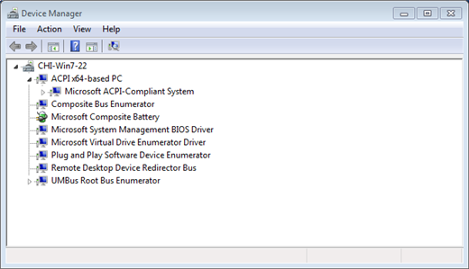 Article: Troubleshooting Devices in Windows 7 & Server 2008