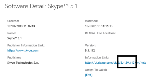 Article: Scripting Skype 6 16 and getting rid of the older versions