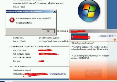 Q&A: Windows patch uninstallation fails via MI | ITNinja