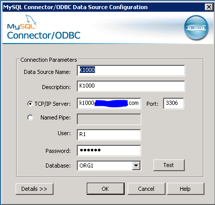 Q&A: SSRS (SQL Server Reporting Services) and K1000 - unable to