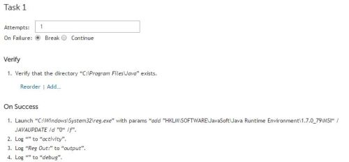Q&A: Edit Registry Key on windows 8 with reg command via Script