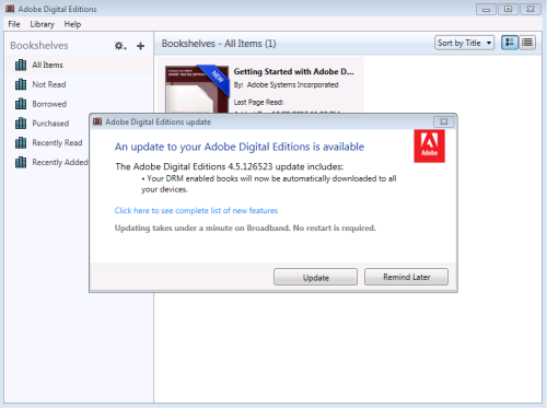 remove drm without adobe digital editions