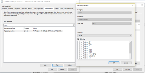 Article: Deploying Adobe Flash Player (currently 27 0 0 130) with