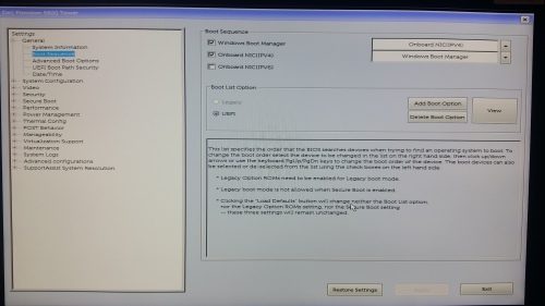 Q&A: How to Programmatically Reset UEFI to boot to IPv4