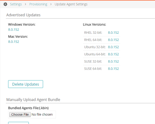 update windows 7 update agent