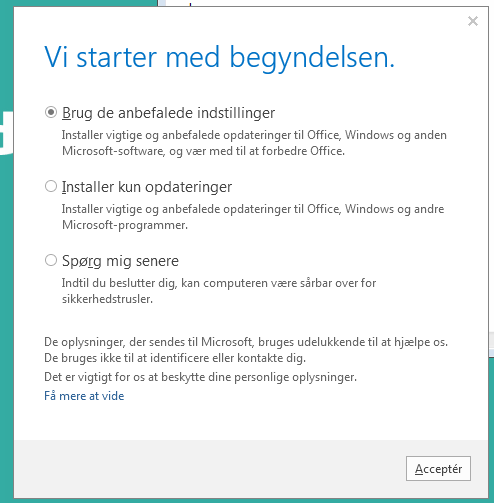 Q&A: How to get rid of Startup dialog Lync 2013 silent install | ITNinja