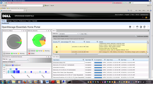 Article: Integrating Dell Open Manage Essentials with the Dell ...