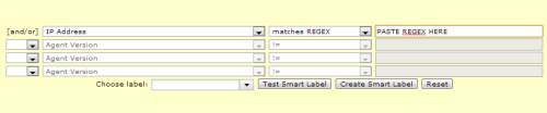 Article: K1000 - IP Based Smart Labels using REGEX   ITNinja