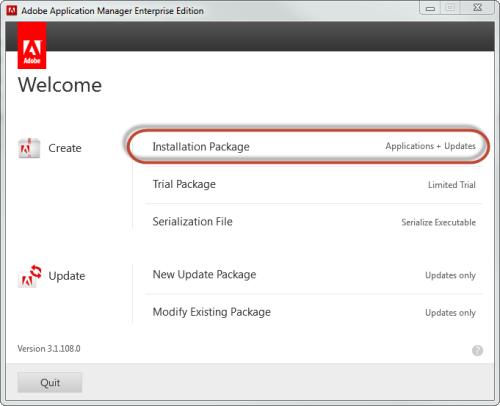 Article: Silent Deploy Adobe Creative Suite CS 6 0 Premium