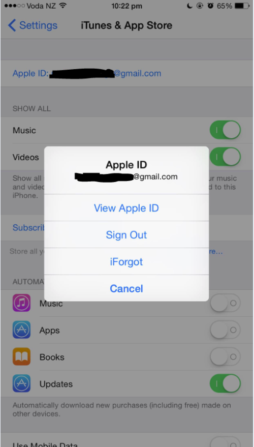 Top 4 <i>itunes</i> Ways How to reset iTunes, login and back up password How to, reset, windows 7 Password with or without