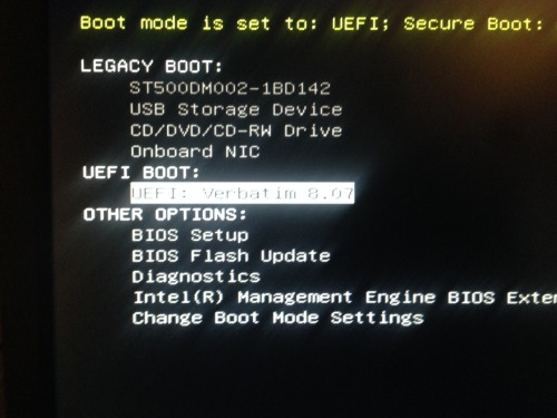 Q&A: Bootable USB for UEFI installation in scripted install | ITNinja