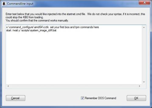 Q&A: Trigger reboot in a scripted install (preinstall tasks