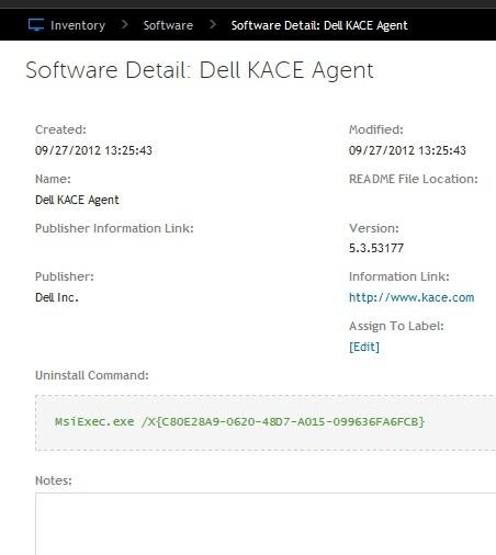 Q&A: Uninstall All Versions of KACE Agent | ITNinja