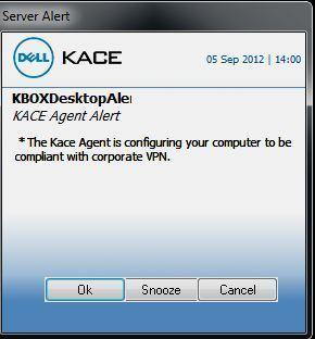 Article: Dell Kace and Sonicwall SSL VPN Integration | ITNinja