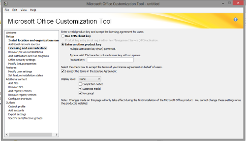 Article: Deploying Office 2013 Managed Install | ITNinja