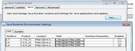 java runtime environment (jre) 1.6 for windows 10 64 bit