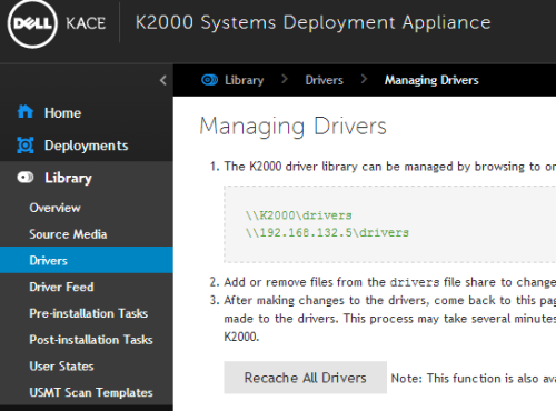 Article: A syncretic overview on how driver management works