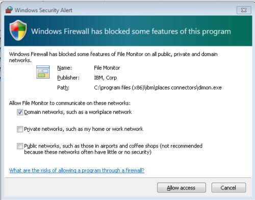 Q&A: How to make Windows Firewall Security alert silent using AutoIT